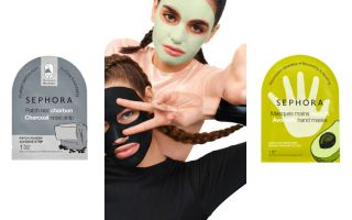Sephora'dan Cildinize Özel Maskeler