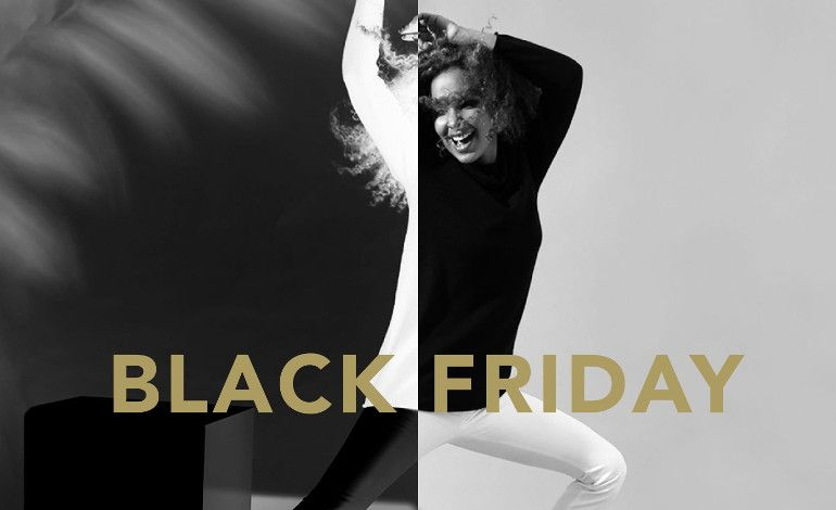 Silk and Cashmere - Black Friday
