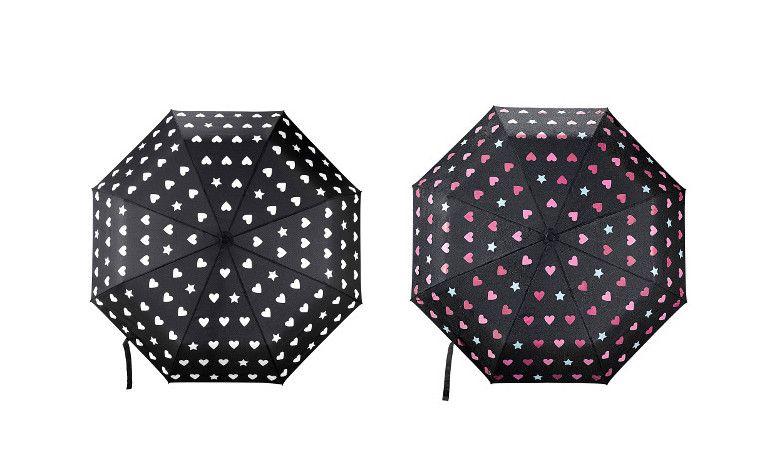 Tchibo'dan Yağmurda Renk Değiştiren Şemsiye