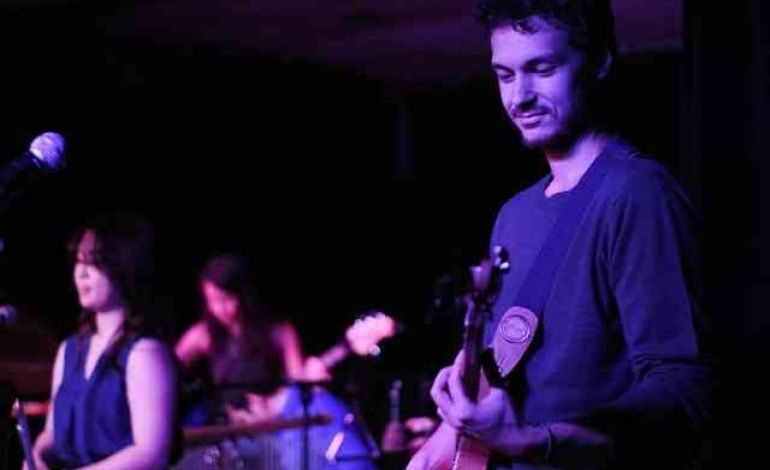 Alper Tuzcu Quartet Feat. Sibel Demir