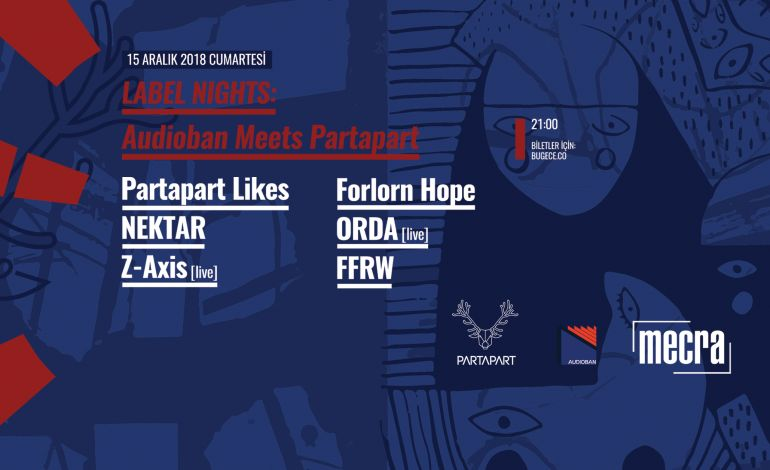 Audioban Meets Partapart Label Nights