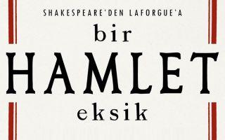 Bir Hamlet Eksik