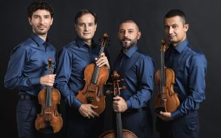 Borusan Quartet ve Viyana Klasikler