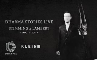 Dharma Stories Live w/ Stimming + Lambert