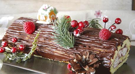 Geleneksel Yılbaşı Pastası