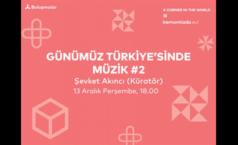 Günümüz Türkiye'sinde Müzik