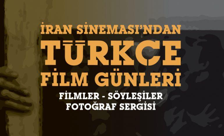 İran Sineması'ndan Türkçe Film Günleri