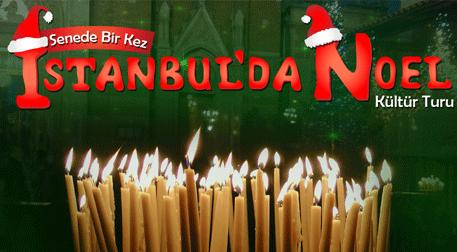İstanbul'da Noel