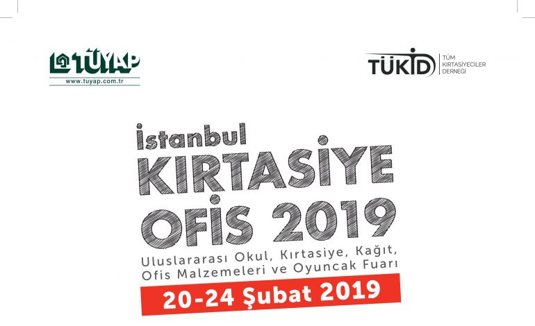 İstanbul Kırtasiye Ofis Fuarı 2019