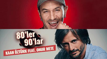 Kaan Öztürk feat. Onur Mete - 80'le
