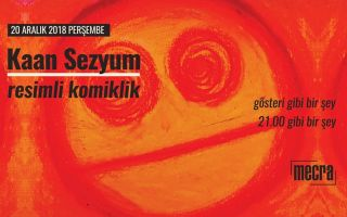 Kaan Sezyum - Resimli Komiklik