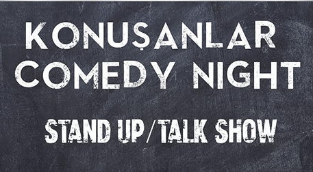 Konuşanlar - Comedy Night