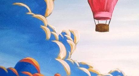 Masterpiece Galata Resim - Bulutlar