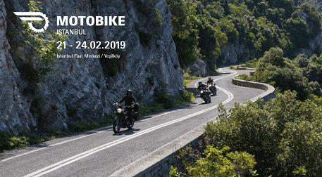Motobike Istanbul 2019 Davetiye