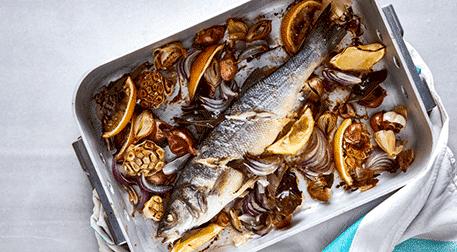 MSA - Deniz Ürünleri ve Pişirme