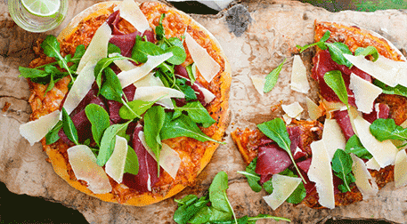 MSA - Pizzalar&Salatalar