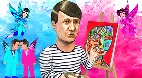 Pablo Picasso ve İlham Perileri