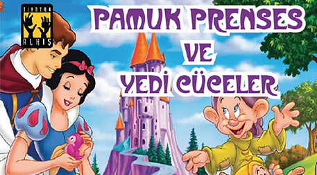 Pamuk Prenses ve 7 Cüceler