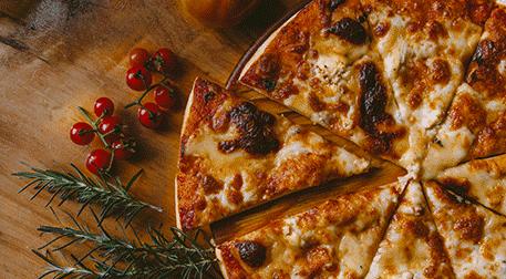 Pizzaların Tadı Aşkına