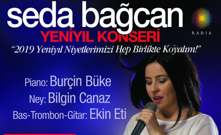 Seda Bağcan Yeniyıl Konseri