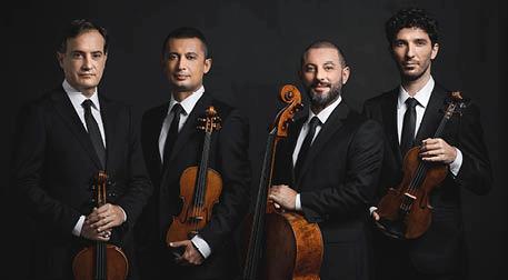 Shenyang & Borusan Quartet