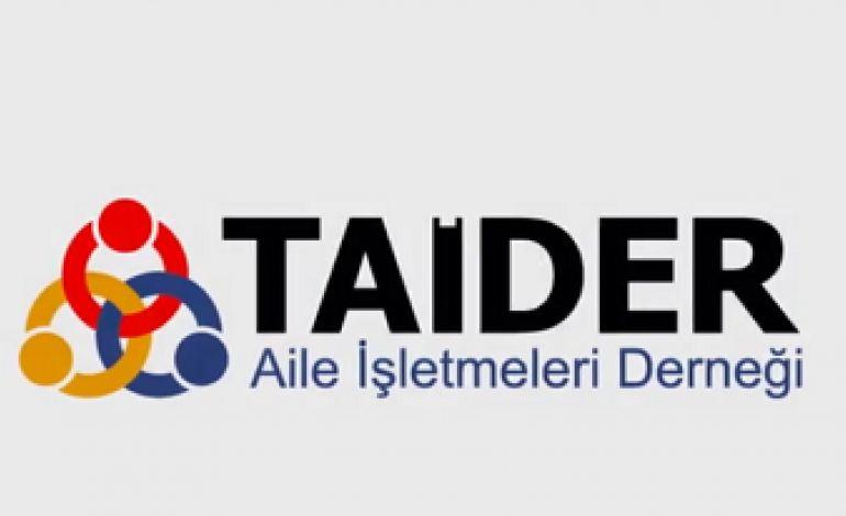 TAİDER Aile İçi İletişim ve İlişki Yönetimi Eğitimi Düzenliyor
