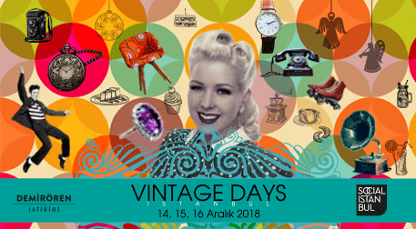 Vintage Days İstanbul