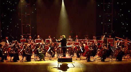 Yeni Yıl Konseri (Sinema Senfoni)