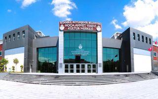Sultangazi Hoca Ahmet Yesevi Sahnesi