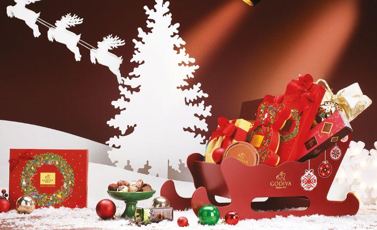 Godiva İkonik Yeni Yıl Koleksiyonu Çikolataseverlerle Buluşuyor