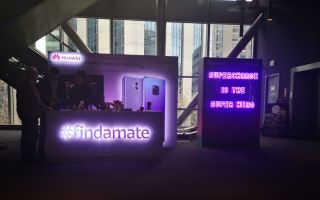 Huawei Mate 20 Serisi Deneyim Alanları Cinemaximum Sinemalarına Taşındı