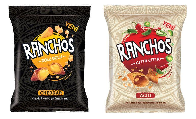 Şölen'de Yeni Tuzlu Atıştırmalık: Ranchos