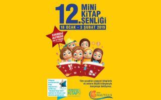 12. Mini Kitap Şenliği