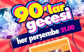 90'lar Türkçe Pop Party