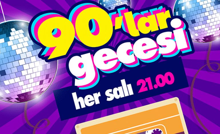 90'lar Türkçe Pop Party