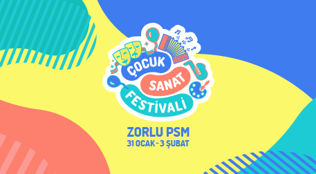 Çocuk Sanat Festivali - Kombine