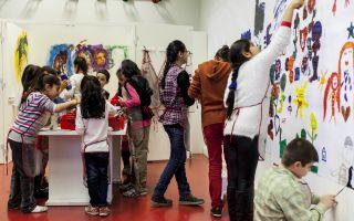 Çocuklar Yarıyıl Tatilinde Sanatla Buluşacak