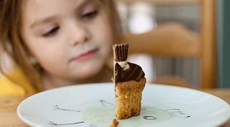 Çocuklarla Cupcake