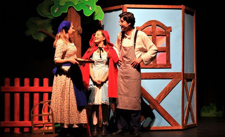Eti Çocuk Tiyatrosu - Kırmızı Başlıklı Kız