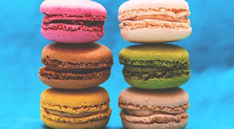 Fransa'nın En Popüler Kızı Macaron