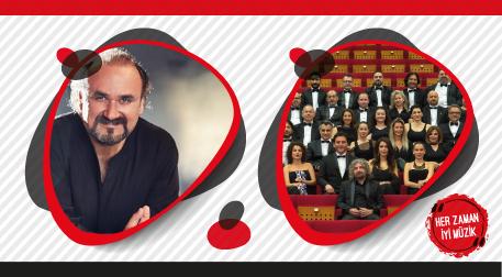 İBB Kent Orkestrası & Hakan Aysev