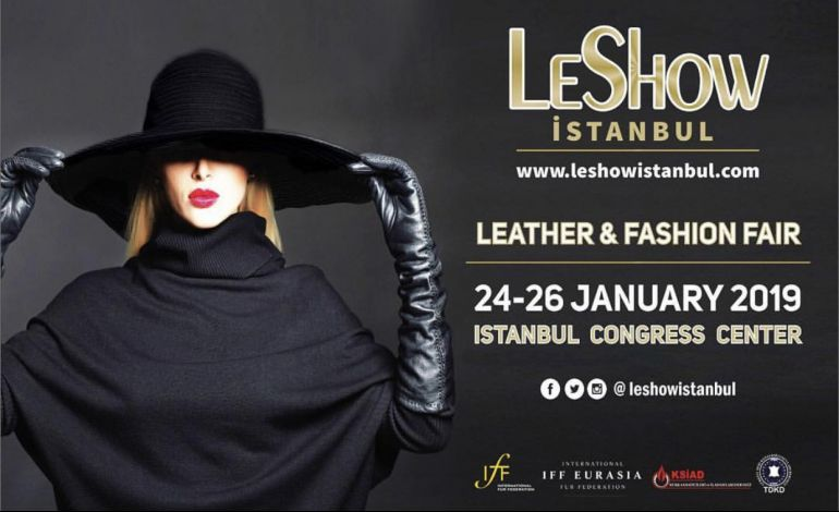 Leshow İstanbul - Deri ve Moda Fuar