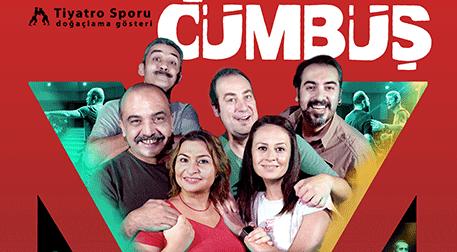 Mahşer-i Cümbüş - Tiyatro Sporu