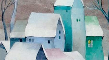 Masterpiece Bostancı Resim - Kar