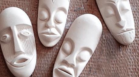 Masterpiece Maslak Heykel - Afrika