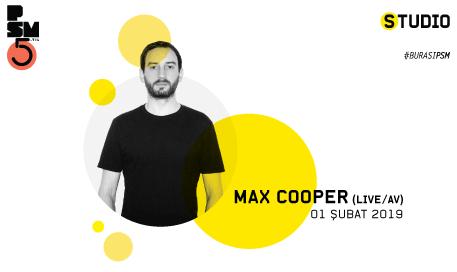 Max Cooper (Live/AV)