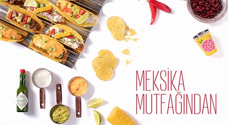 Meksika Mutfağından
