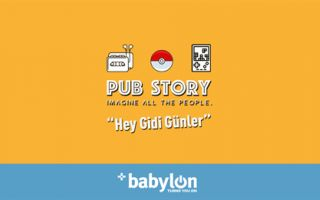 Pub Story: Hey Gidi Günler