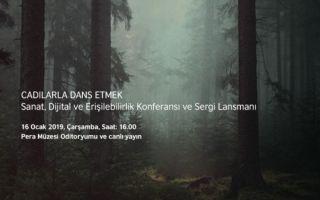 Sanat, Dijital ve Erişilebilirlik Konferansı ve Sergi Lansmanı