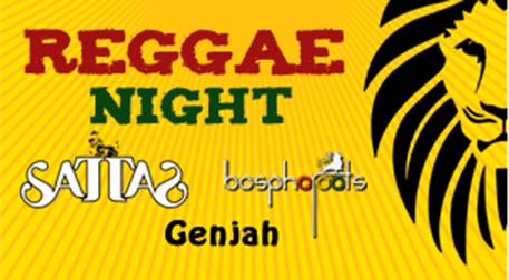 Sattas Reggae Night